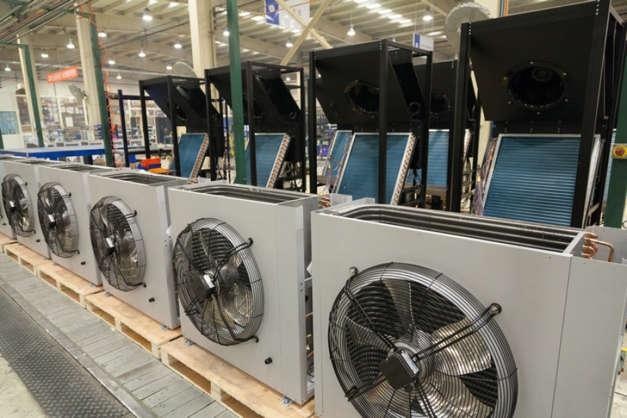 Precision Air Conditioner Assembling